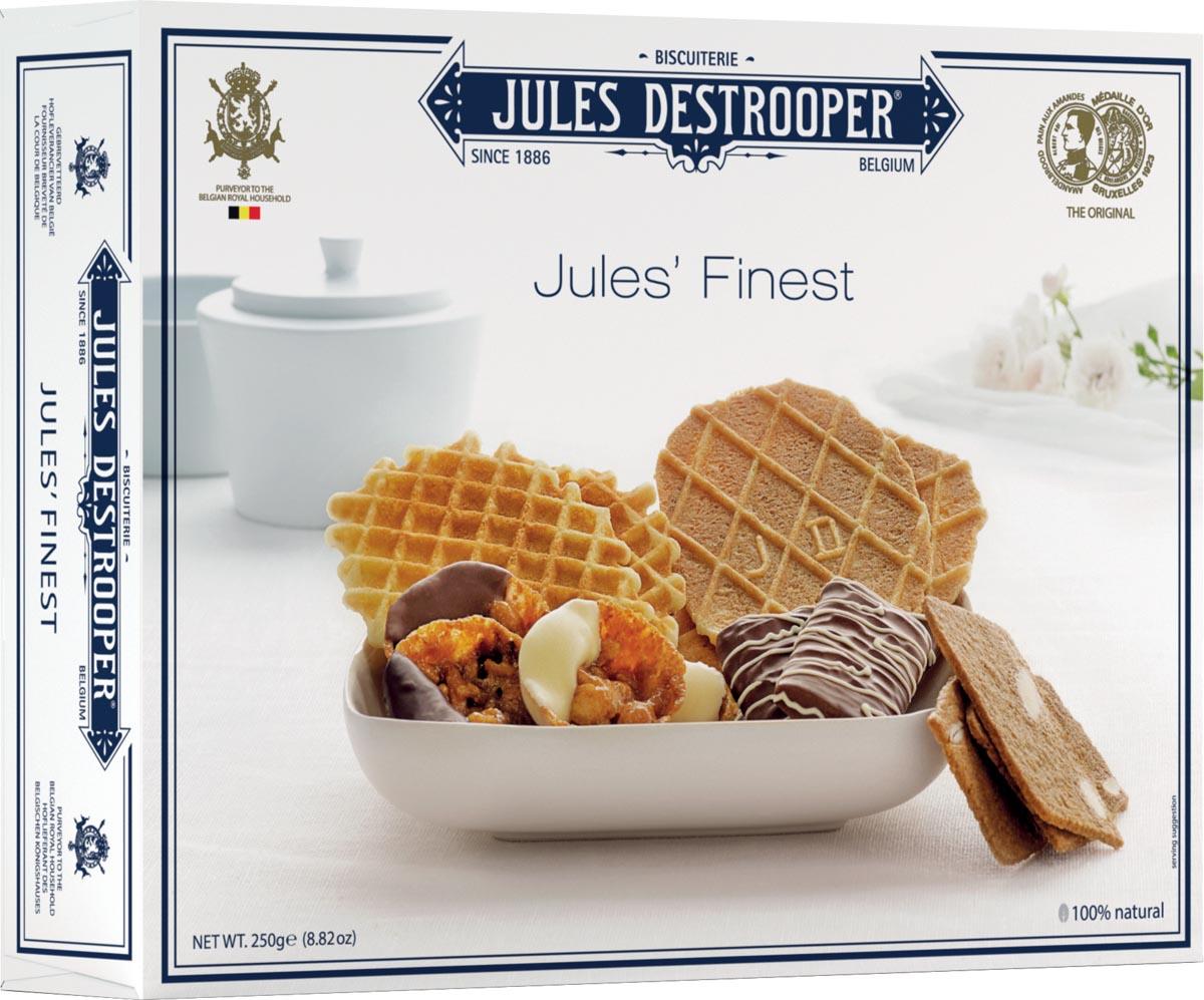 Jules De Strooper koekjes, Jules' Finest, doos van 250 gram