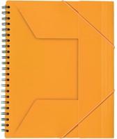 Oxford INTERNATIONAL Organiserbook, 160 bladzijden, ft A4+, geruit 5 mm-1