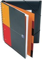 Oxford INTERNATIONAL Organiserbook, 160 bladzijden, ft A4+, geruit 5 mm-2