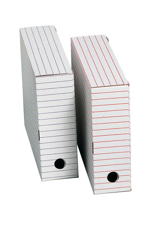 Archiefdoos, ft 31 x 24,5 x 8,5 cm (b x h x d), set van 2