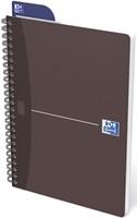 Oxford OFFICE Essentials spiraalblok, 180 bladzijden, ft A5, gelijnd-1