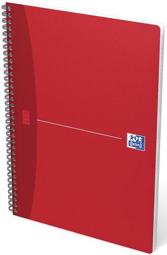 Oxford OFFICE Essentials spiraalblok, 100 bladzijden, ft A4, geruit 5 mm-3