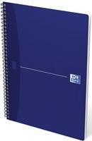 Oxford OFFICE Essentials spiraalblok, 100 bladzijden, ft A4, geruit 5 mm-1