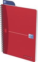 Oxford OFFICE Recycled spiraalblok, 180 bladzijden, ft A5, geruit 5 mm-3