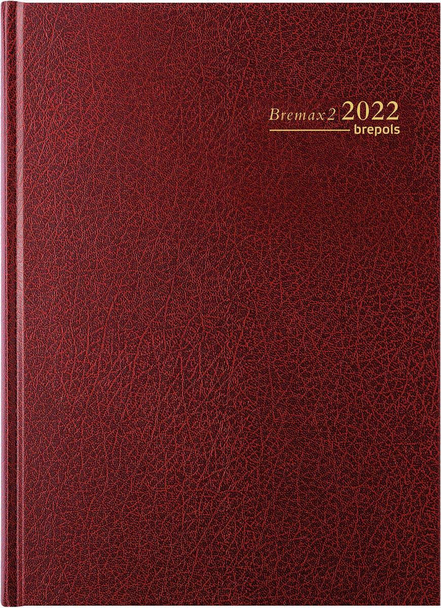 Brepols Bremax 2 Santex, bordeaux, 2022