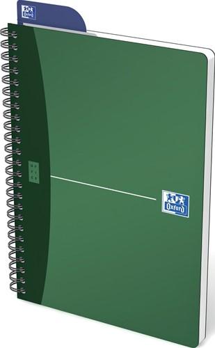 Oxford OFFICE Urban Mix spiraalblok, 180 bladzijden, ft A5, gelijnd-3