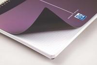 Oxford OFFICE Urban Mix spiraalblok, 180 bladzijden, ft 9 X 14 cm,  geruit 5 mm-1