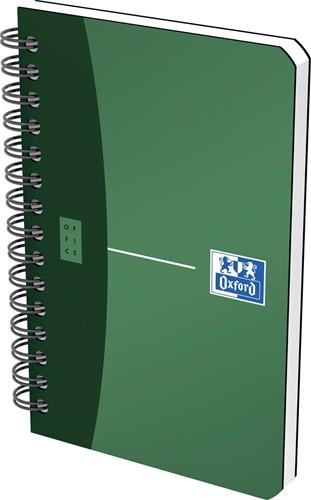 Oxford OFFICE Urban Mix spiraalblok, 180 bladzijden, ft 9 X 14 cm,  geruit 5 mm-3