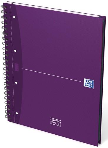 Oxford OFFICE Essentials european book, 240 bladzijden, ft A4+, geruit 5 mm-2