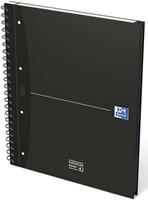 Oxford OFFICE Essentials european book, 240 bladzijden, ft A4+, geruit 5 mm-1