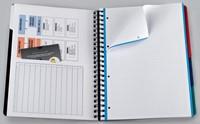 Oxford OFFICE Essentials european book, 240 bladzijden, ft A4+, gelijnd-7