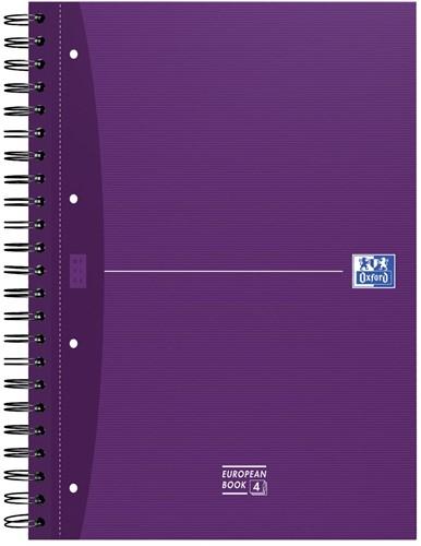 Oxford OFFICE Essentials european book, 240 bladzijden, ft A4+, gelijnd-3