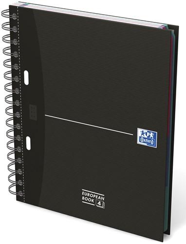 Oxford OFFICE Essentials european book, 240 bladzijden, ft A4+, gelijnd