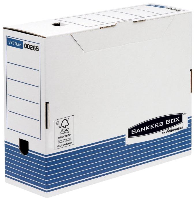 Archiefdoos Bankers Box voor ft A4 (31,5 x 26 cm), 1 stuk