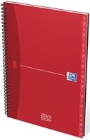 Oxford OFFICE Essentials adresboek, 144 bladzijden, ft A4-1