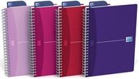 Oxford OFFICE Woman spiraalblok, 180 bladzijden, ft A5, geruit 5 mm