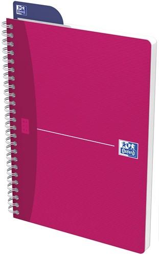 Oxford OFFICE Woman spiraalblok, 180 bladzijden, ft A5, gelijnd-2