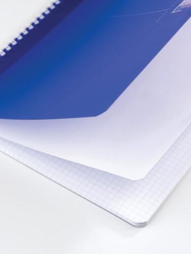 Oxford OFFICE MyColour spiraalblok, 180 bladzijden, ft A5, gelijnd-2