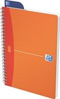 Oxford OFFICE MyColour spiraalblok, 180 bladzijden, ft A5, gelijnd
