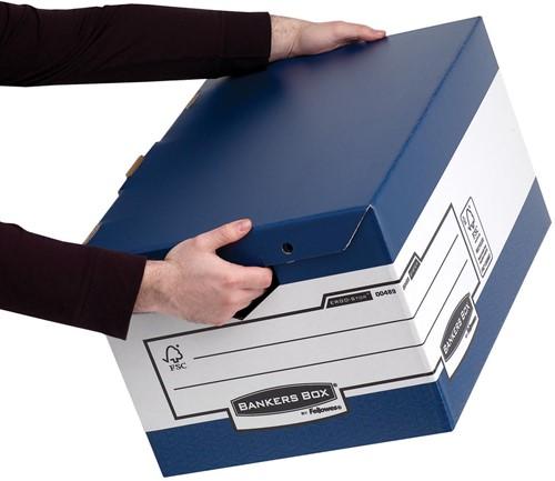 Fellowes archiefdoos Heavy Duty Ergo Store Maxi-2