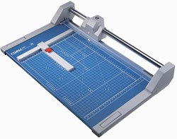 Dahle rolsnijmachine 550 voor ft A4, capaciteit: 20 vel