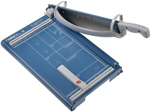 Dahle hefboomsnijmachine 561 voor ft A4, capaciteit: 35 vel
