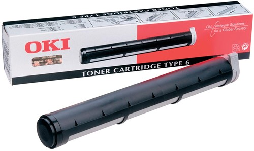 Oki Toner Kit TYPE6 - 2000 pagina's - 79801