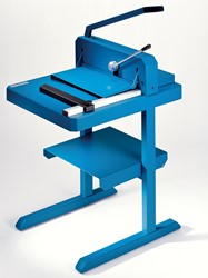Dahle stapelsnijmachine 842, voor ft A3, capaciteit: 300 vel
