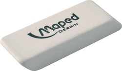 Maped Gum Dessin medium formaat, doos van 40 stuks