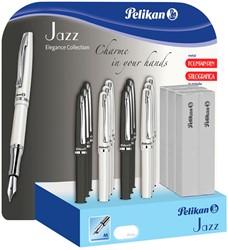 Pelikan vulpen Jazz Elegance, display met 12 stuks