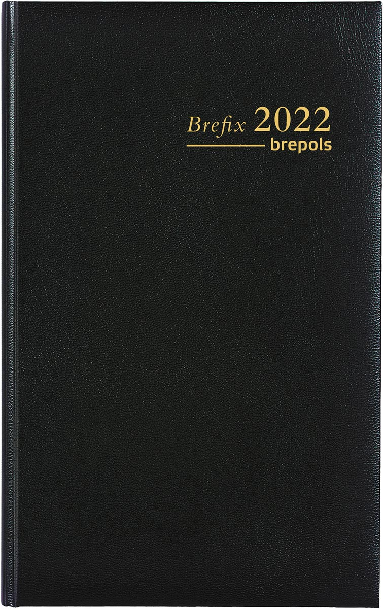 Brepols Brefix Lima, zwart, 2022