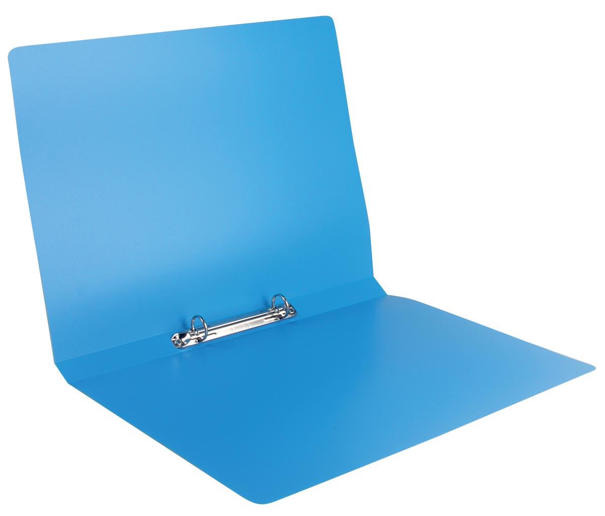 Class'ex ringmap, 2 ringen van 16 mm, blauw-2