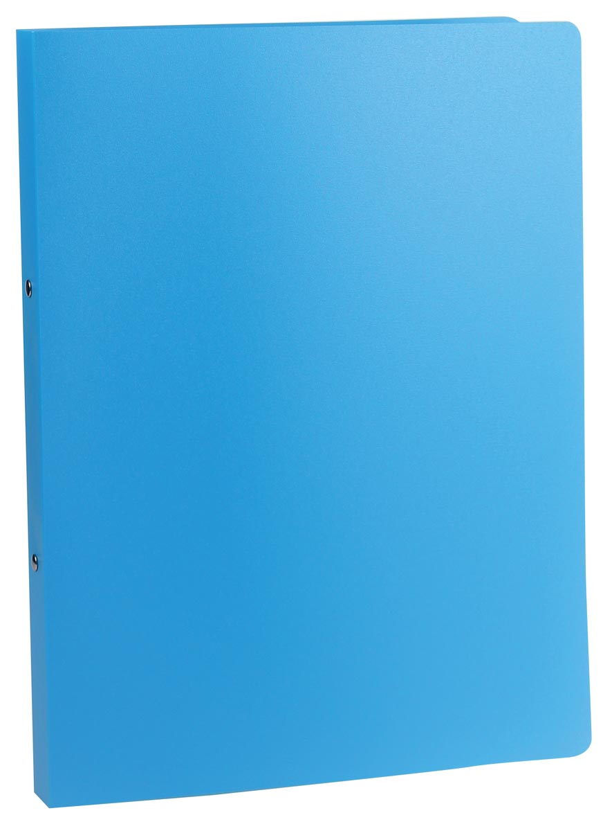 Class'ex ringmap, 2 ringen van 16 mm, blauw