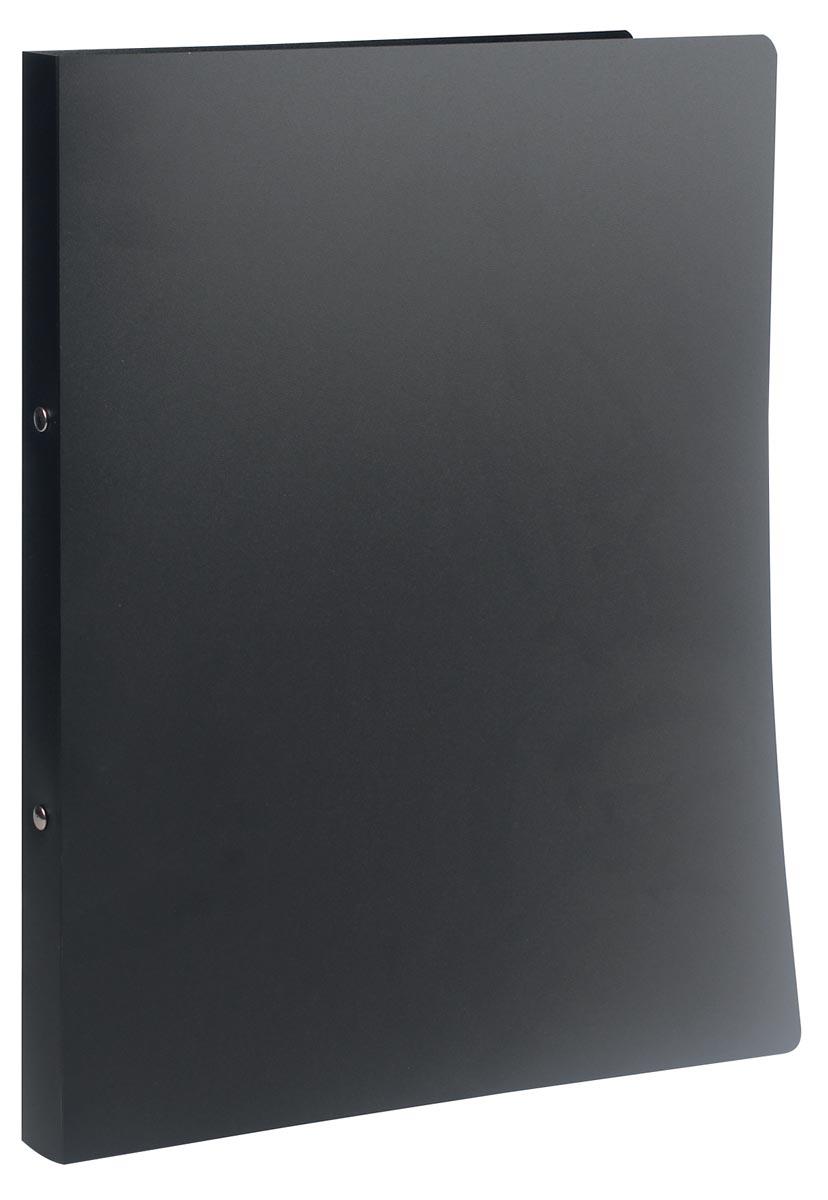 Class'ex ringmap, 2 ringen van 16 mm, zwart