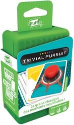 Carta Mundi Trivial persuit gezelschapsspel franstalig leeftijd: 16+ spelers: min 2