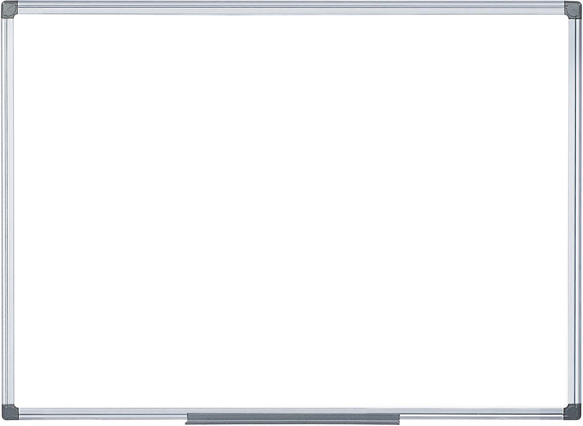 Afbeelding van Bi-Office Maya magnetisch whiteboard ft 90 x 60 cm