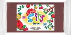 Darwi boetseerpasta Super Softy 350 g, bruin