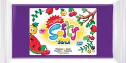 Darwi boetseerpasta Super Softy 350 g, paars