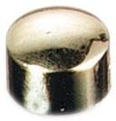 Maped magneten op blister diameter 10 mm, 8 stuks, verguld