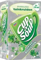 Cup-a-Soup drinkbouillon tuinkruiden, pak van 26 zakjes