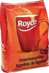 Royco Minute Soup groentensuprême, voor automaten, 140 ml, 90 porties