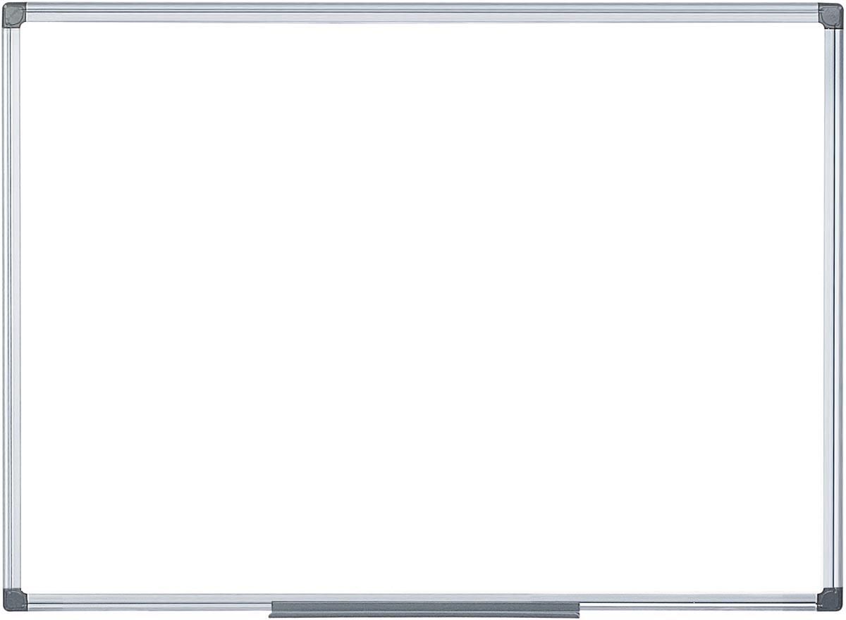 Afbeelding van Bi-Office Maya magnetisch whiteboard ft 120 x 90 cm
