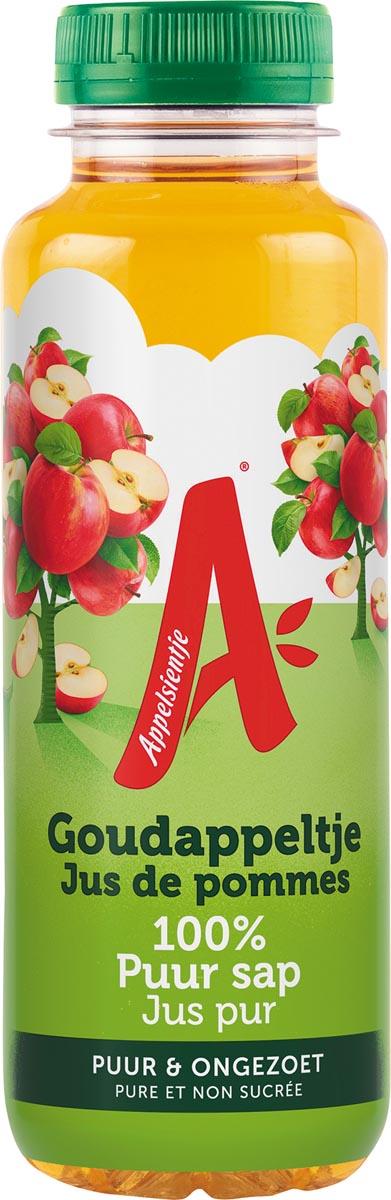 Appelsientje appelsap, PET 330 ml, pak van 6 stuks