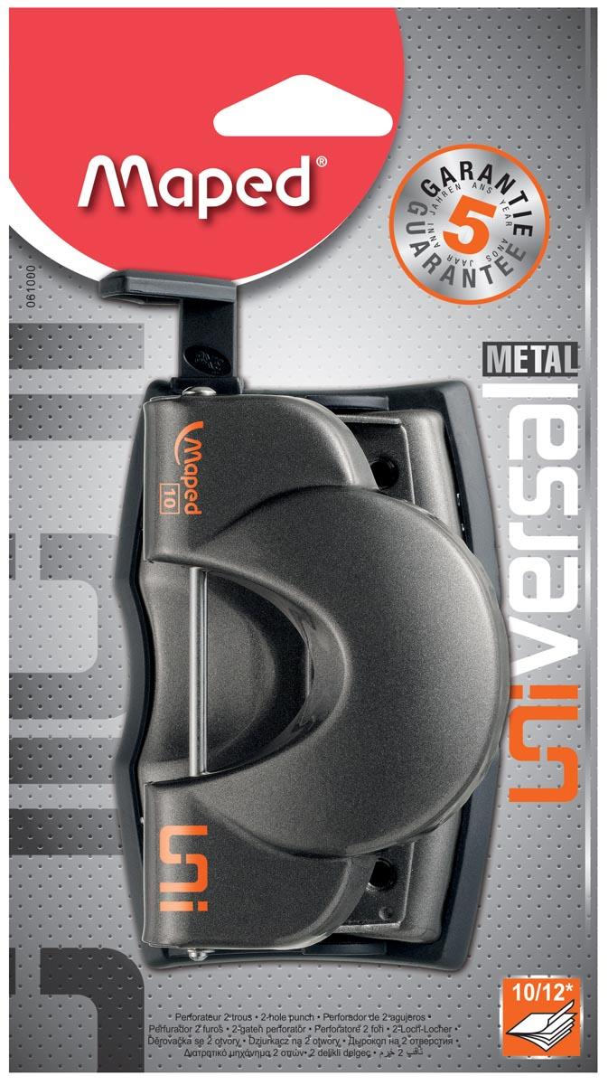 Maped perforator Universal Metal capaciteit: 10 blad