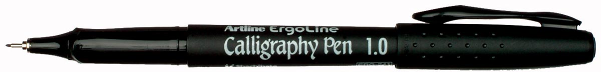 Artline CALLIGRAPHY PEN ZWART 01 (0615203)