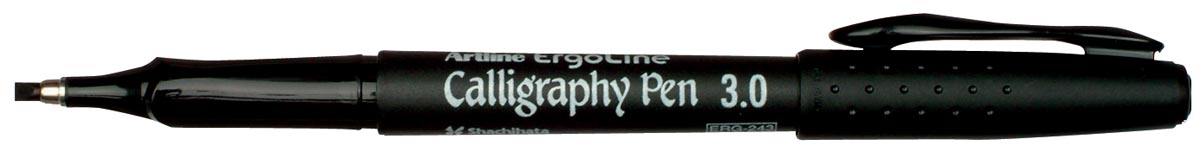 Artline CALLIGRAPHY PEN ZWART 03 (0617203)