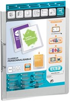 Elba Personaliseerbare ringmap Polyvision transparant
