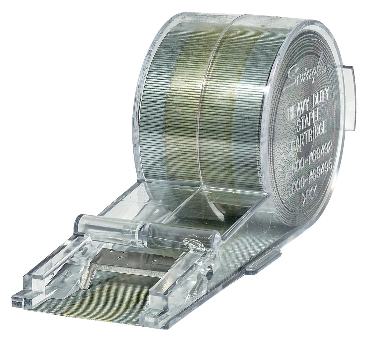Rexel nietjes 24/6 nr 270, cassette van 5.000 nietjes