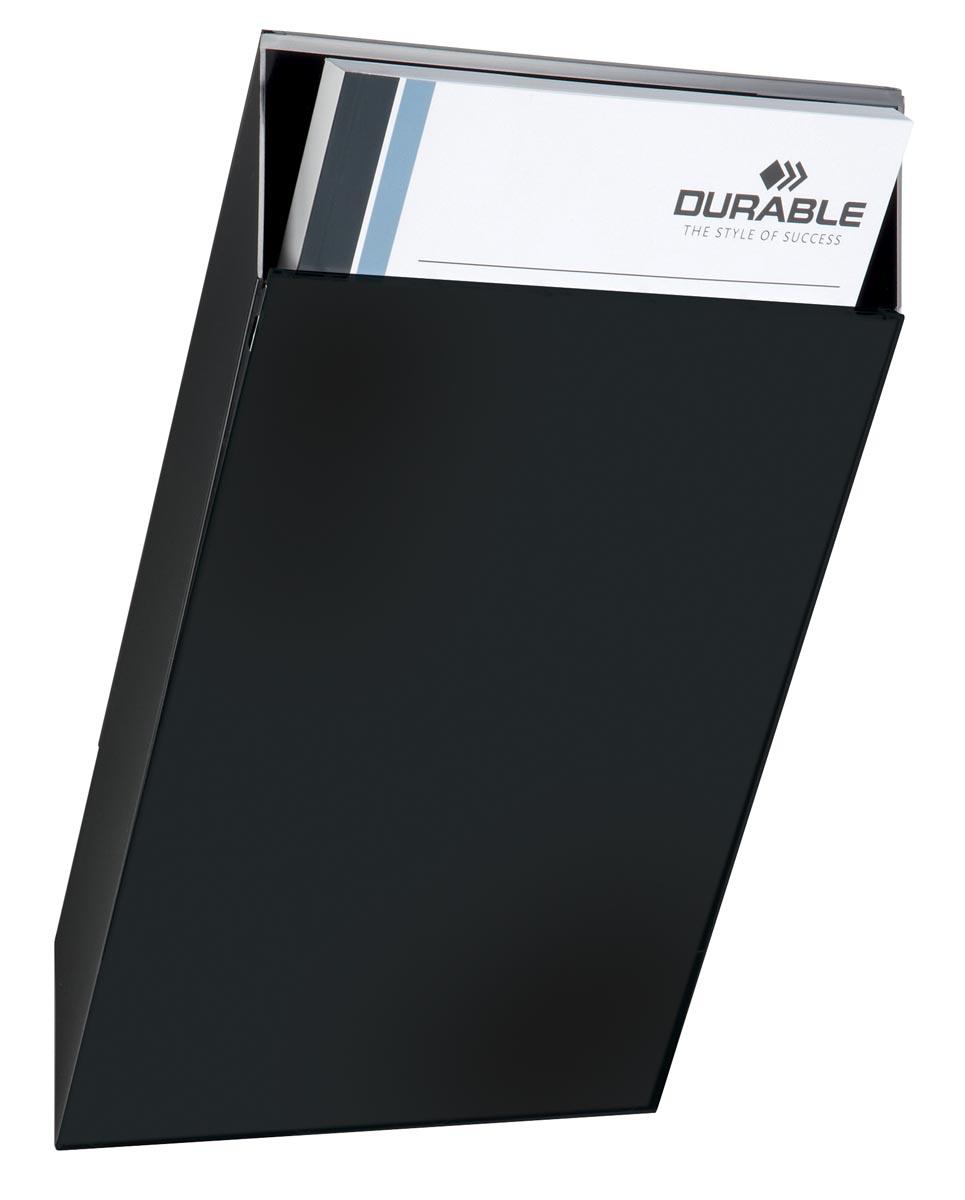 Toebehoren voor Flexiboxx uitbreiding voor Flexiboxx ft A4, zwart, 1 onderverdeling A4, ft 34 x 24 x
