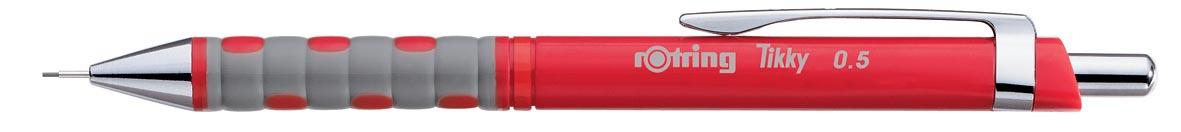 Vulpotlood Rotring Tikky 0.5mm rood